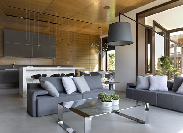 Contemporary Home in Russia-Alexandra Fedorova-07-1 Kindesign