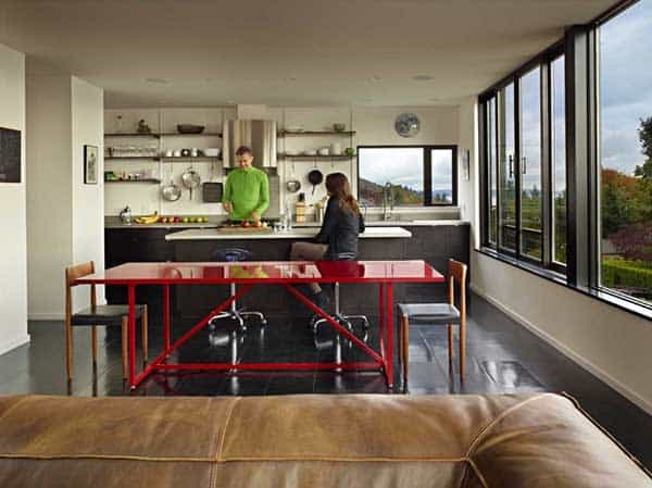 Cycle House-Chadbourne Doss Architects-05-1 Kindesign