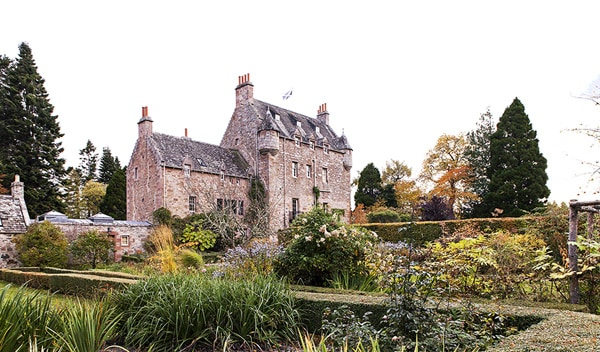 featured posts image for Enchanting restoration to a historic Scottish Castle