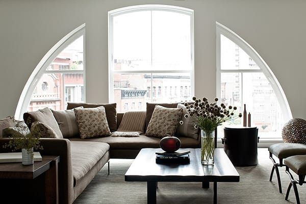 featured posts image for Striking TriBeCa duplex showcasing contemporary update
