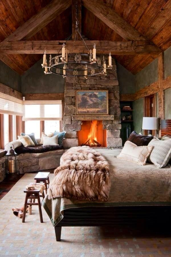 Fireplaces in Warm-Cozy Living Spaces-01-1 Kindesign