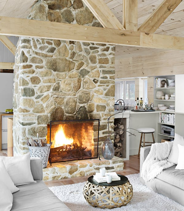 Fireplaces in Warm-Cozy Living Spaces-05-1 Kindesign