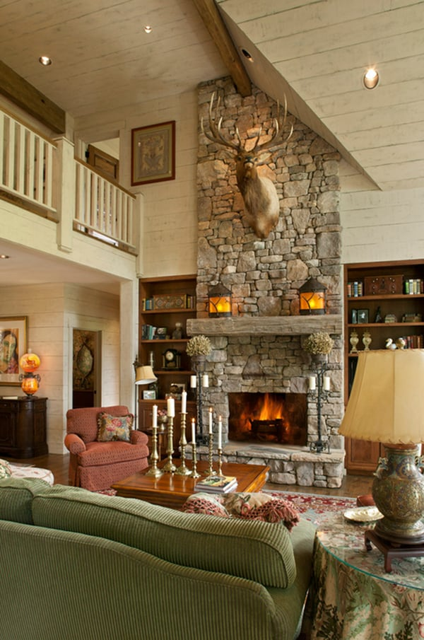 Fireplaces in Warm-Cozy Living Spaces-06-1 Kindesign