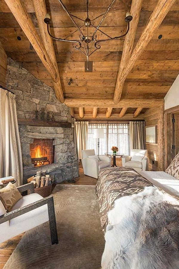 Fireplaces in Warm-Cozy Living Spaces-09-1 Kindesign