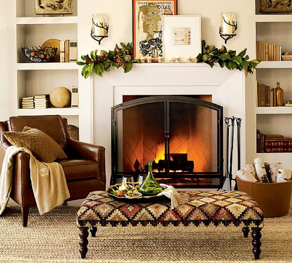 Fireplaces in Warm-Cozy Living Spaces-10-1 Kindesign