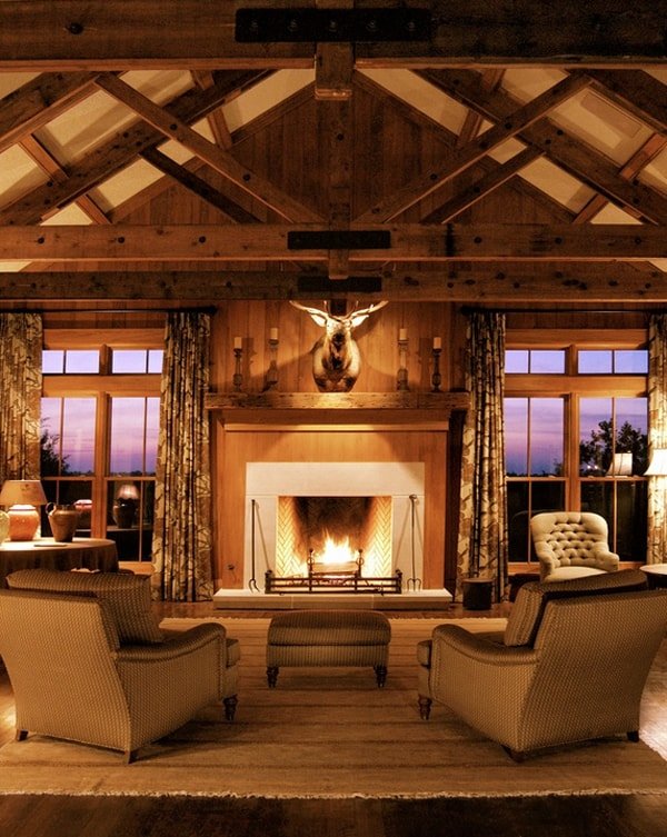Fireplaces in Warm-Cozy Living Spaces-12-1 Kindesign