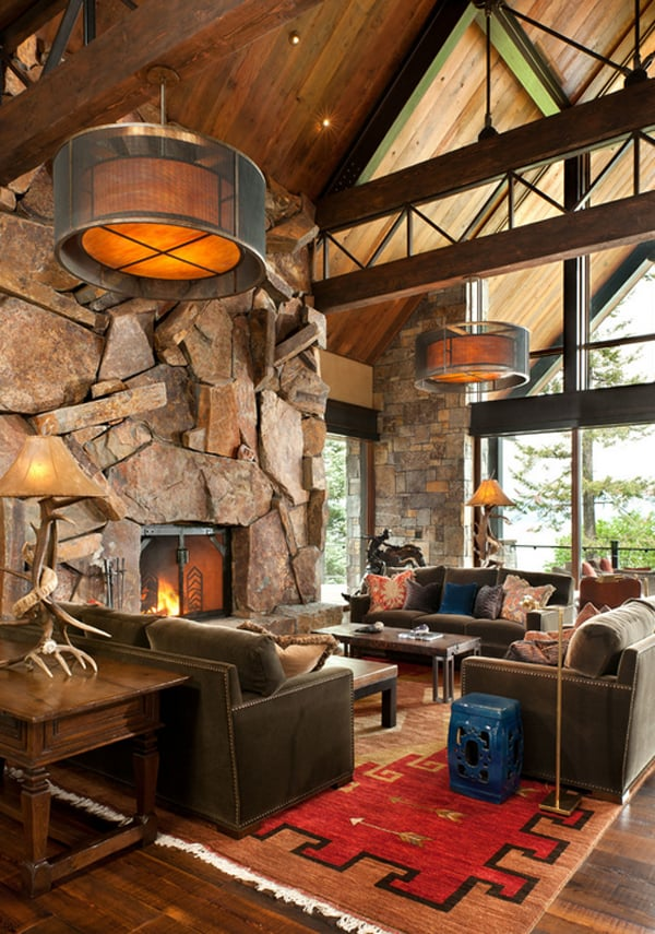 Fireplaces in Warm-Cozy Living Spaces-16-1 Kindesign