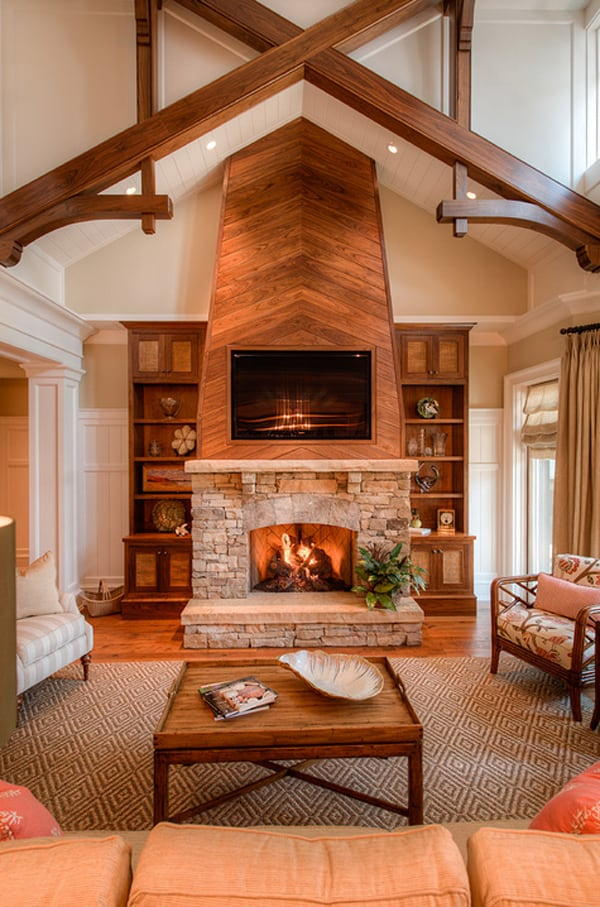 Fireplaces in Warm-Cozy Living Spaces-19-1 Kindesign