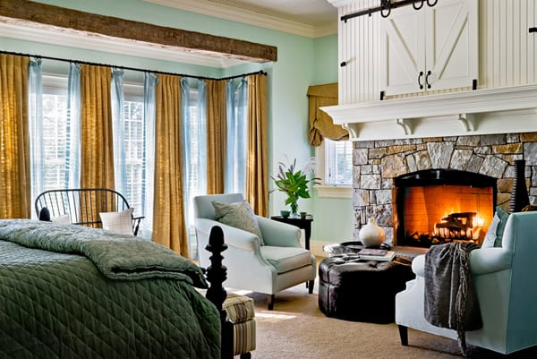Fireplaces in Warm-Cozy Living Spaces-22-1 Kindesign