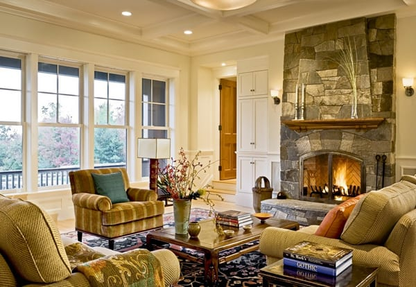 Fireplaces in Warm-Cozy Living Spaces-27-1 Kindesign