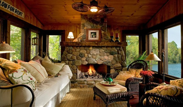 Fireplaces in Warm-Cozy Living Spaces-29-1 Kindesign
