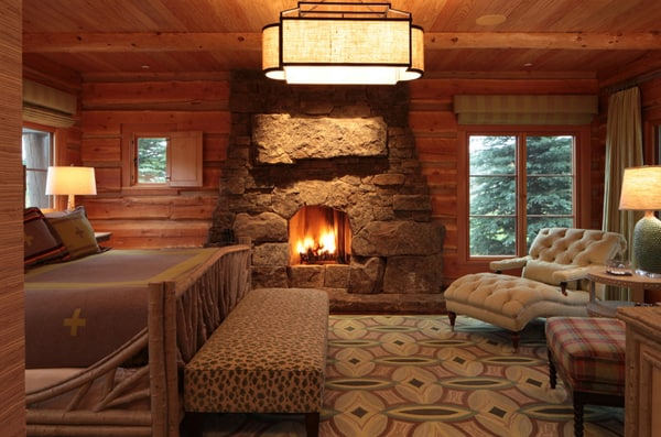 Fireplaces in Warm-Cozy Living Spaces-30-1 Kindesign