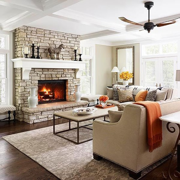 Fireplaces in Warm-Cozy Living Spaces-33-1 Kindesign