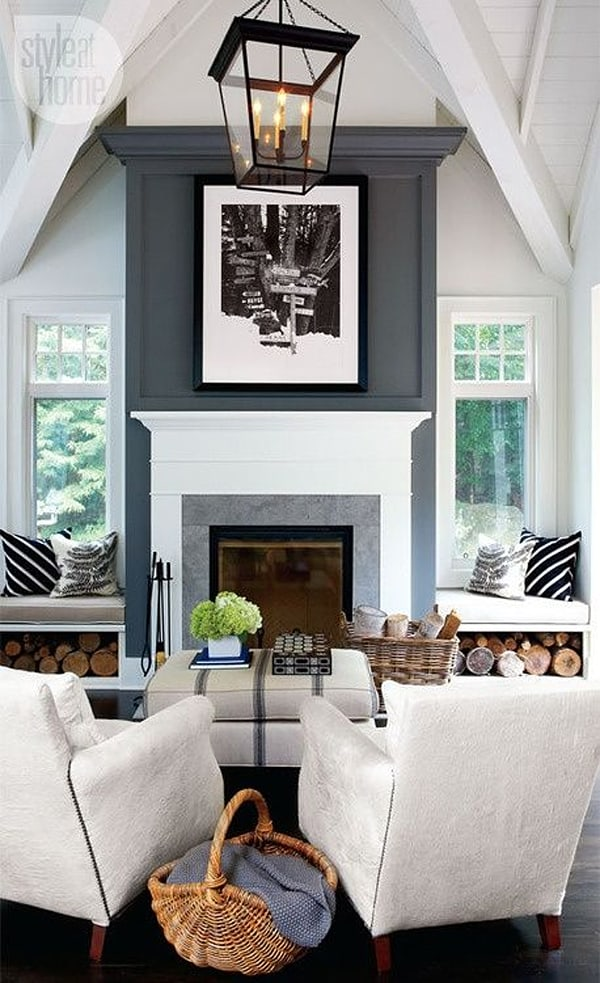 Fireplaces in Warm-Cozy Living Spaces-35-1 Kindesign