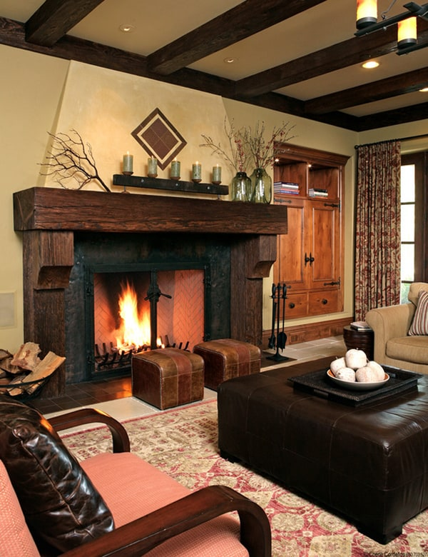 Fireplaces in Warm-Cozy Living Spaces-38-1 Kindesign