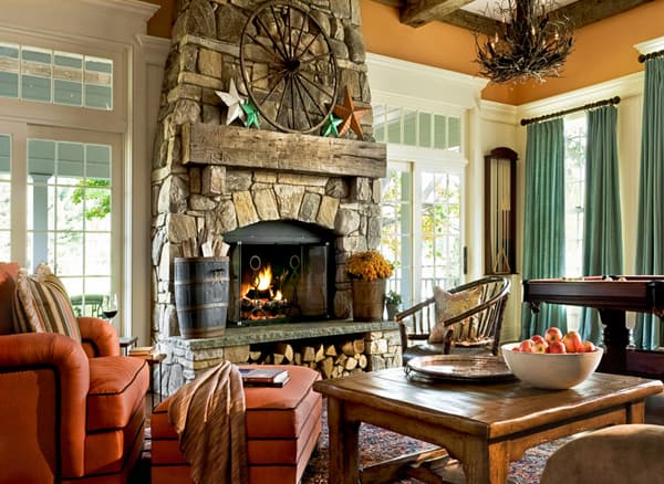 Fireplaces in Warm-Cozy Living Spaces-43-1 Kindesign