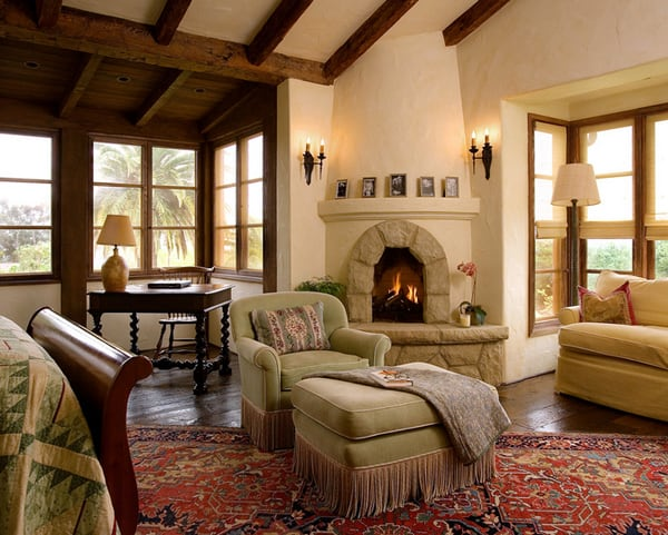 Fireplaces in Warm-Cozy Living Spaces-44-1 Kindesign