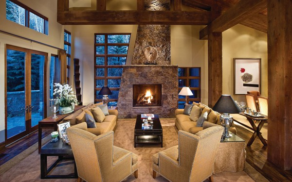 Fireplaces in Warm-Cozy Living Spaces-46-1 Kindesign