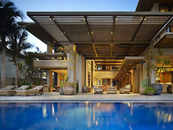 featured posts image for Phenomenal Family Retreat in Mexico by Olson Kundig Architects