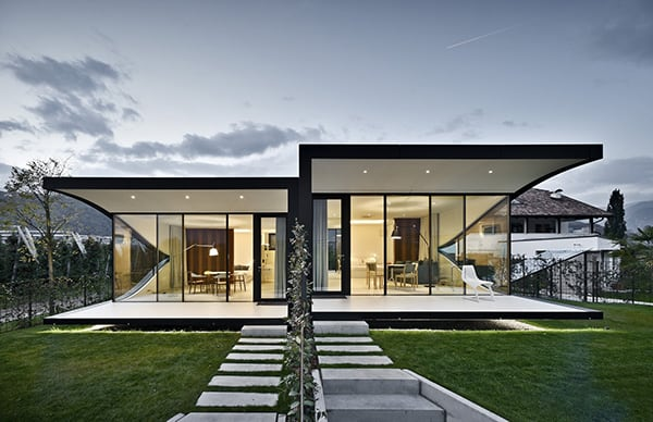 featured posts image for Luxury holiday rental homes in Italy: Mirror Houses
