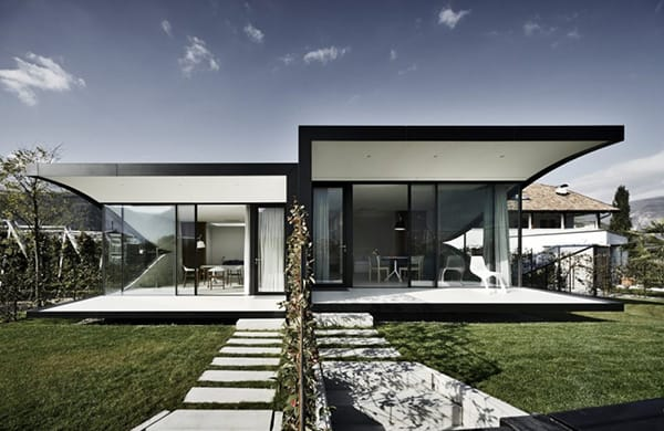 Mirror Houses-Peter Pichler Architecture-02-1 Kindesign