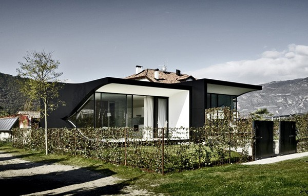Mirror Houses-Peter Pichler Architecture-03-1 Kindesign