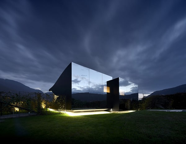 Mirror Houses-Peter Pichler Architecture-06-1 Kindesign