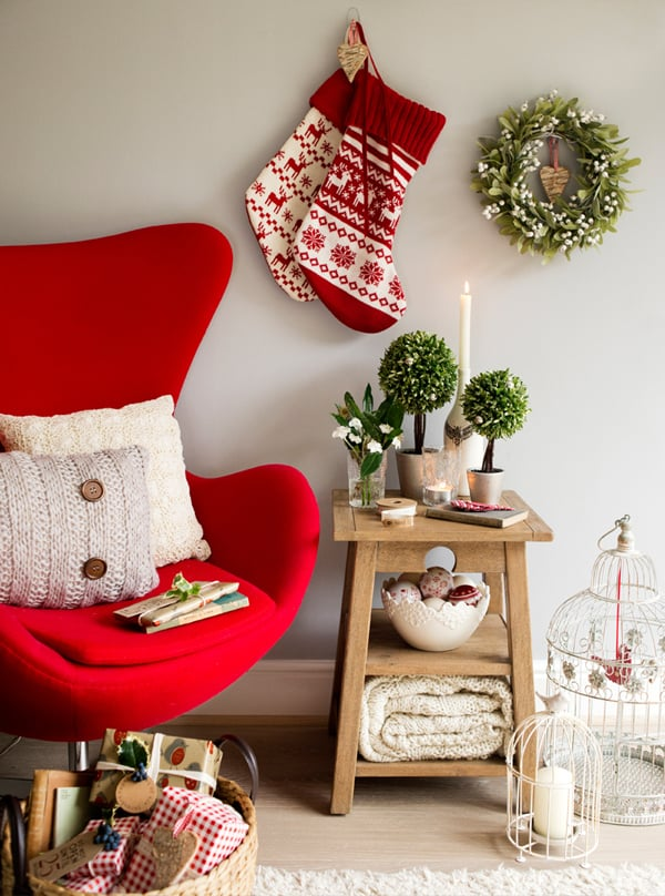 Nordic Christmas Decorating-07-1 Kindesign