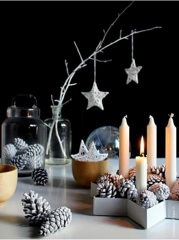 Nordic Christmas Decorating-11-1 Kindesign