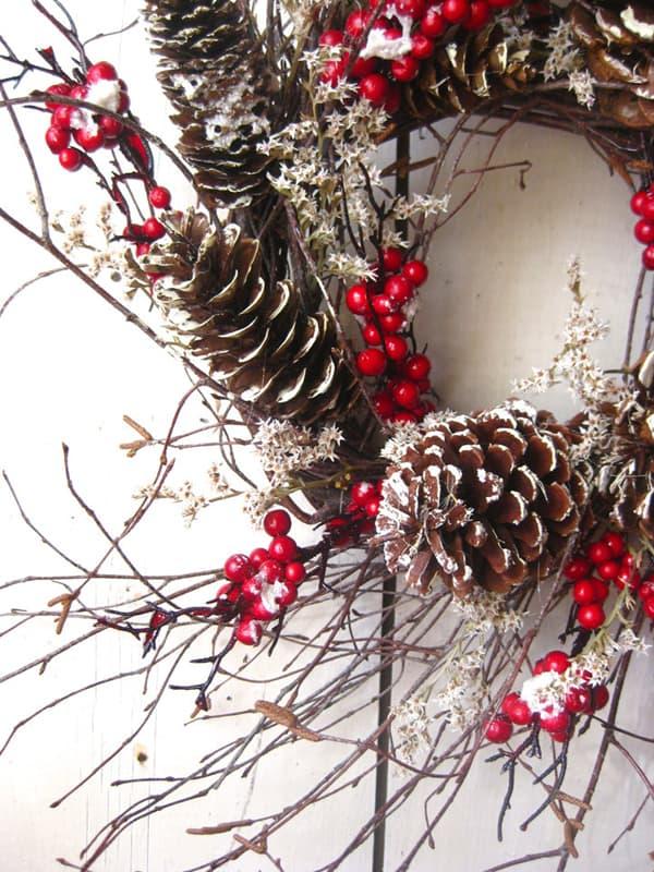 Nordic Christmas Decorating-16-1 Kindesign