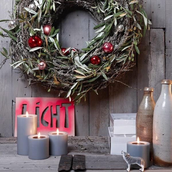 Nordic Christmas Decorating-17-1 Kindesign
