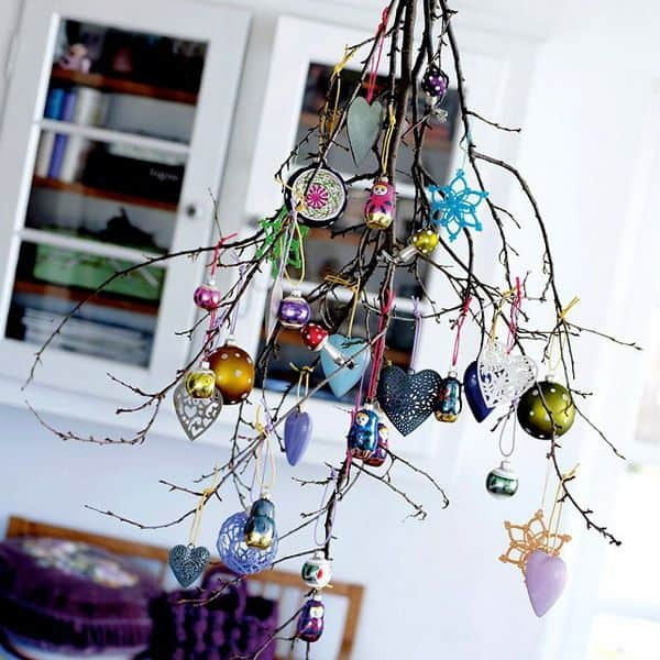 Nordic Christmas Decorating-20-1 Kindesign