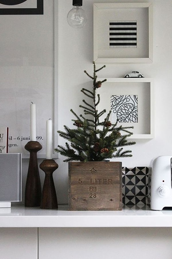 Nordic Christmas Decorating-21-1 Kindesign