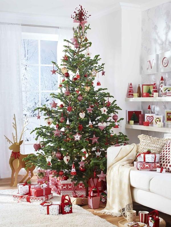 Nordic Christmas Decorating-30-1 Kindesign