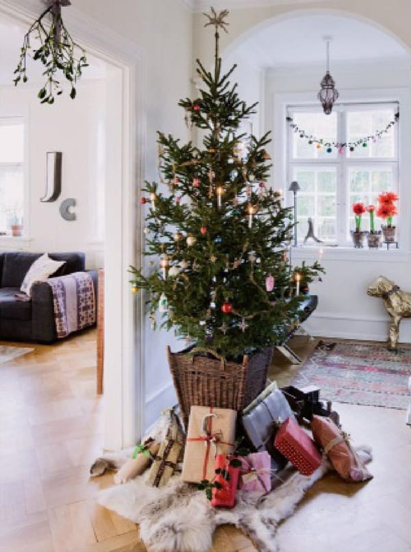 Nordic Christmas Decorating-37-1 Kindesign