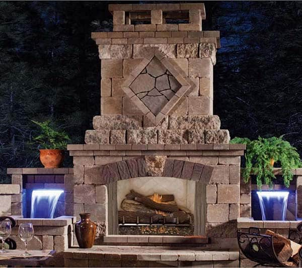 Outdoor Fireplace Designs-08-1 Kindesign