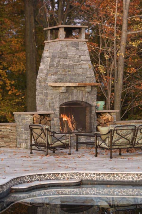 Outdoor Fireplace Designs-10-1 Kindesign