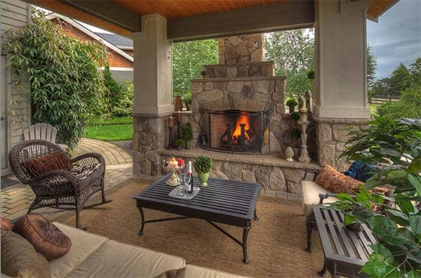 Outdoor Fireplace Designs-11-1 Kindesign
