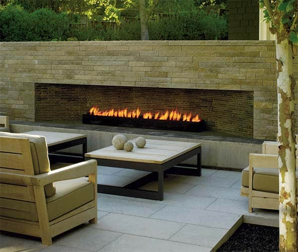 Outdoor Fireplace Designs-14-1 Kindesign