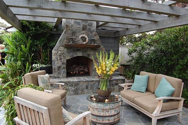 Outdoor Fireplace Designs-18-1 Kindesign