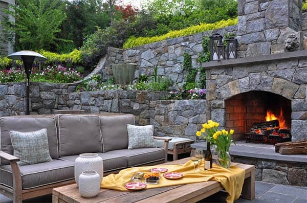 Outdoor Fireplace Designs-19-1 Kindesign