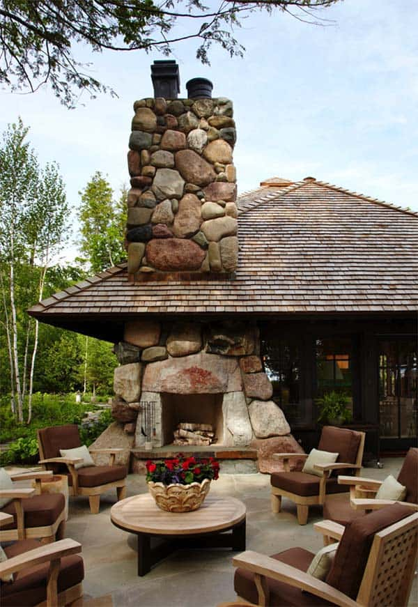 Outdoor Fireplace Designs-30-1 Kindesign
