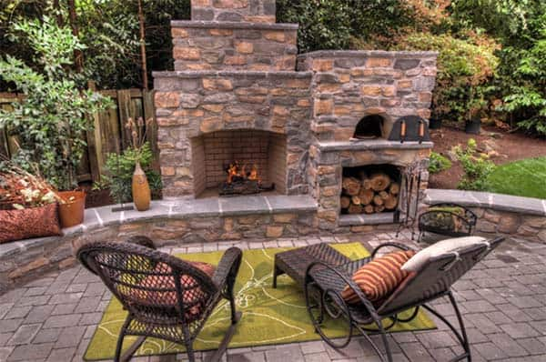 Outdoor Fireplace Designs-35-1 Kindesign