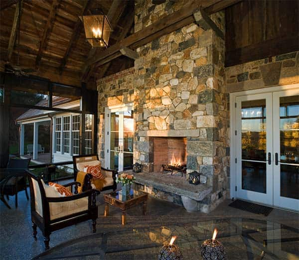 Outdoor Fireplace Designs-38-1 Kindesign