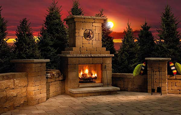 Outdoor Fireplace Designs-51-1 Kindesign