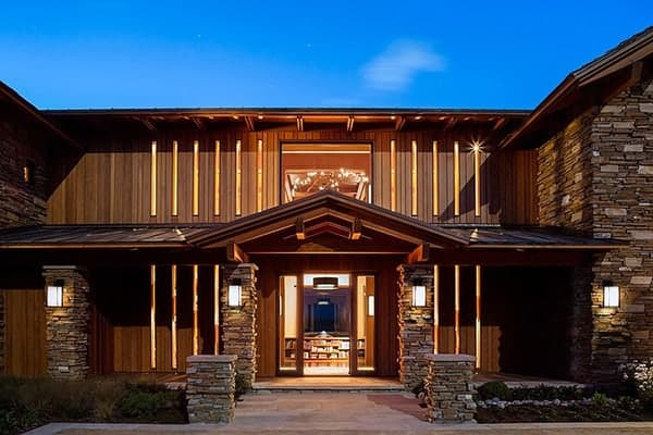 featured posts image for Rustic meets contemporary: Rabbit Brush Residence in Wyoming