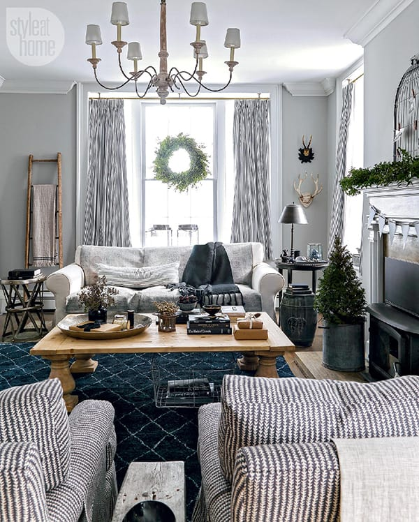 featured posts image for Rustic Nordic holiday style home on Georgian Bay