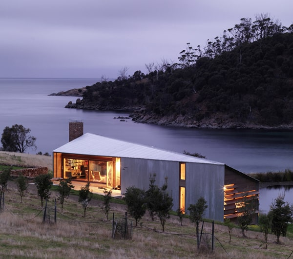 featured posts image for Shearers Quarters House on Bruny Island by John Wardle Architects
