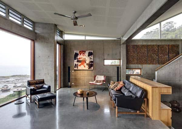 South Coast Residence-Indyk Architects-04-1 Kindesign