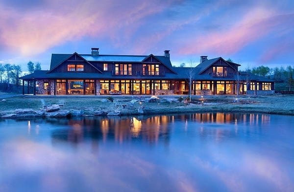 featured posts image for Enchanting lakeside retreat in Aspen: Tucker Residence
